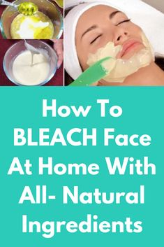 How To BLEACH Face At Home With All- Natural Ingredients People spend so much money on bleach at parlors. With this remedy, you can get. Skin Care Routine 30s, Skin Care Regimen, Skincare Routine, Tan Removal, Moisturizer For Oily Skin, Homemade Moisturizer, Lighten Skin, Sagging Skin, Fair Skin