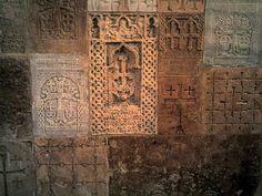Armenian Crosses