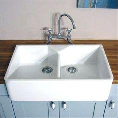 22 best Ceramic Kitchen Sinks images on Pinterest   Kitchen Sink ...