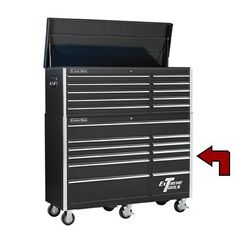 Steel 11-Drawer Castered Tool Cabinet w Adjustable Handle Extreme Tools http://www.amazon.com/dp/B0017XMYWG/ref=cm_sw_r_pi_dp_9RHXtb0PWX4TQD1G