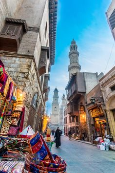 El Moez Street - Cairo, Egypt