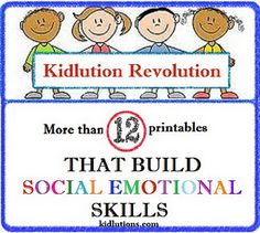 kidlutions...solutions for kids....anger, emotions, etc...