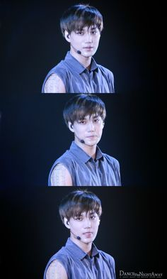 140727 EXO The Lost Planet in Changsa - Kai