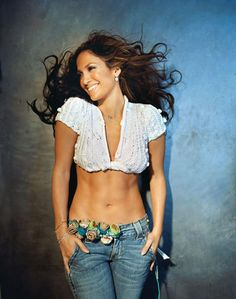 and then there was jennifer lopez.