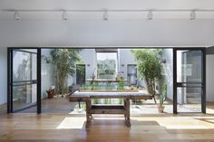 Henkin Shavit Architecture and Design - Project - Patio House