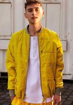 Olly Alexander photographed by Lara Giliberto for Modzik Magazine All Fashion, Urban Fashion, Mens Fashion, Mr Boombastic, Celebrity Photos, Celebrity Style, Olly Alexander, Gay Aesthetic, Alexander The Great