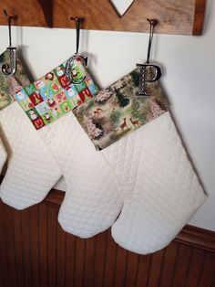 Stockings for 2014!