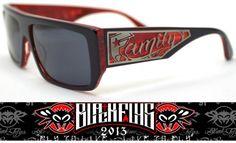 Black Flys Famous Star Sunglasses Music Legend Trends