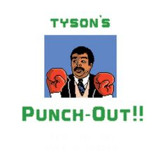 TeeFury: Tyson's Punch-Out! Neil deGrasse Tyson that is!!