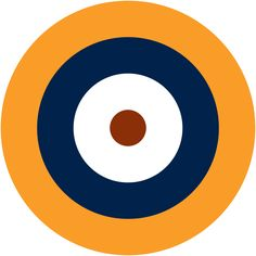 United Kingdom Royal Air Force Roundel (1937-1942)