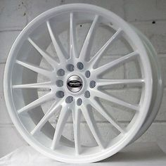 "17"" team #dynamics jet 4 white #wheels fits vw golf mk3 #cabrio (mk4 body) 99-02,  View more on the LINK: 	http://www.zeppy.io/product/gb/2/400828304807/"