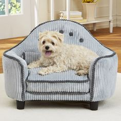 Enchanted Home Pet Quicksilver Pet Bed - 16278328 - Overstock.com Shopping - The Best Prices on Enchanted Home Pet Pet Sofas & Furniture