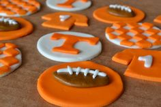 Planning on surprising DB with UT cookies on gameday...