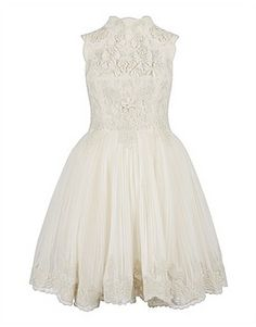 ASOS Fashion Finder | Ted Baker - TELAGO - Lace embroidered dress