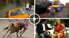 VIDEO: Oameni norocoşi, care au trecut aproape de moarte - http://dailynews24.info/video-oameni-norocosi-care-au-trecut-aproape-de-moarte/