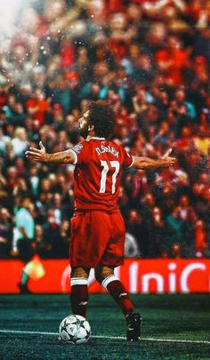 He is worth every penny. Fc Liverpool, Liverpool Football Club, Premier League, M Salah, Mohamed Salah Liverpool, Cr7 Messi, Liverpool Fc Wallpaper, National Football Teams, Football Players