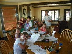 How Homeschooling has changed in the past 20 years. http://goldengrasses.blogspot.com/2012/07/how-homeschooling-has-changed.html