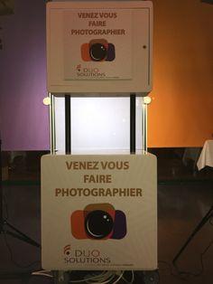 Photobooth au Parc du Futuroscope pour Duo Solutions (Janvier 2018).