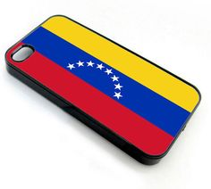 Venezuela Flag - iPhone 4 Case, iPhone 4s
