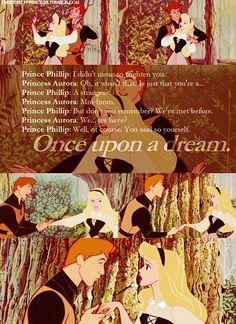 Disney Sleeping Beauty Princess Aurora and Prince Phillip Disney Dream, Disney Girls, Disney Love, Disney Stuff, Arte Disney, Disney Magic, Disney And Dreamworks, Disney Pixar, Looney Tunes