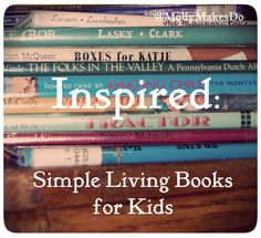 A Simple Living Booklist for Children