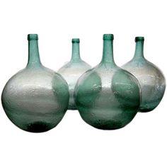 large glass bottles <3