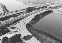 "Bridge Design by kâat architects #architecturecompetition 36 Likes, 3 Comments - Instagram'da KaraatlıAtan Architects (@karaatliatan): ""Sivas Kızılırmak Köprüsü Mimari Projesi Yarışması  Sivas Kızılırmak Bridge Architectural Project…"""