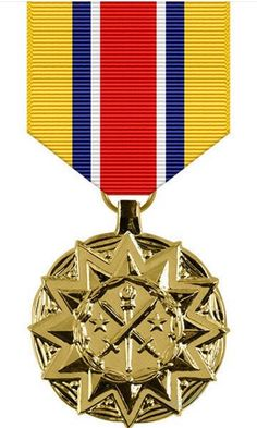 Army Medals Chart