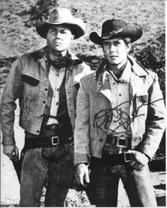 John Smith and Robert Fuller in Laramie