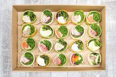 Tortilla Wrap Bites Collection