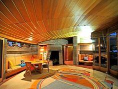 david wright house interior - Google Search