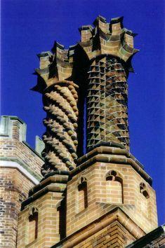 English Chimneys