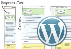 WordPress provides responsive design templates for website design and development. Integrated WooCommerce WooCommerce is a freely available eCommerce Design De Configuration, Layout Design, Web Design Tools, Tool Design, Web Development Tools, Clermont Ferrand, Website Design Company, Themes Themes, Wordpress Template