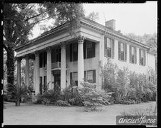 Robert Cochrane House, Tuscaloosa, Tuscaloosa County,...  family photo