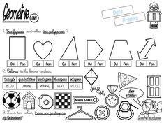 Reproduction des principaux polygones sur quadrillage et