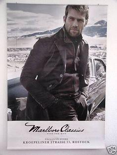 POSTER-PLAKAT-MANN-Sexy-Marlboro-Cool-Cowboy-180-x-120-2-m-XXL