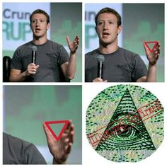 Zuckerberg is confirmed.