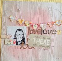 A Project by Wilna from our Scrapbooking Gallery originally submitted 02/20/12 at 12:00 AM