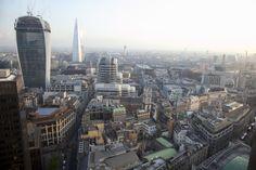 City Social view - London