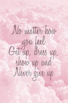 Motivation Quotes : 38 Great Inspirational And Motivational Quotes (Breakfast Quotes). - About Quotes : Thoughts for the Day & Inspirational Words of Wisdom Cute Quotes, Great Quotes, Quotes To Live By, Pink Quotes, Powerful Quotes, Inspirational And Motivational Quotes, Quotes For Girls, Better Days Quotes, Beautiful Pictures With Quotes