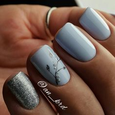 Love nail shape and length