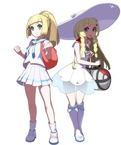 Lillie ( after and before )
