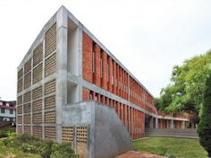 Tongjiang Primary School in Rural China is Made from Recycled Bricks