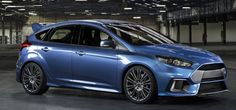 2017 Ford Focus RS Styling, Engine and Features - New Car Rumors