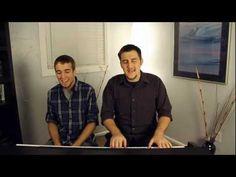 God Gave Me You - Blake Shelton / Dave Barnes - Cover by Michael Henry & Justin Robinett