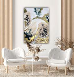 Dieses Resinbild ist in meinem Onlineshop verfügbar: www.STARKE-impressionen.de #wandbild #resinart #resin #artwork #unikat #wohnzimmerideen #kunst Stark, Gallery Wall, Tapestry, Instagram, Frame, Resin, Home Decor, Living Room Ideas, Wall Prints