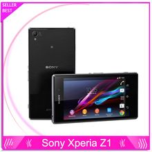 "Unlocked Sony Xperia Z1 L39H Original phone GSM 3G&4G Android Quad-Core 2GB RAM C6903 C6906 5.0"" 20.7MP WIFI GPS 16GB Storage //Price: $US $179.88 & FREE Shipping //     #buychinaphone"
