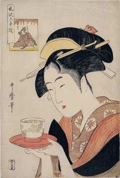 Kitagawa Utamaro - would love to have this one