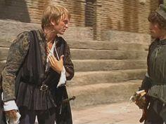 Photos from the 1968 Romeo & Juliet Film. Characters include, Mercutio, Benvolio, and Romeo. William Shakespeare, Shakespeare And Company, Love Movie, Movie Tv, Hades Greek Mythology, Zeffirelli Romeo And Juliet, Juliet Capulet, Leonard Whiting, Olivia Hussey