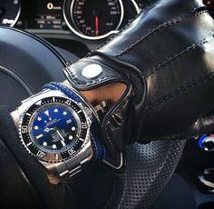 Rolex Deepsea D-Blue Dial. Discount price: HK$95,000. http://www.discountedwatches247.com